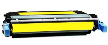 HP 642A Yellow Refurbished Toner Cartridge (CB402A)
